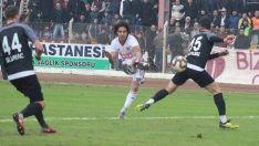 Hatayspor – Balıkesirspor maç sonucu: 3-0