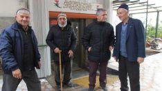 Balıkesir'de camiye asansör yaptırıldı, yaşlılar sevindi