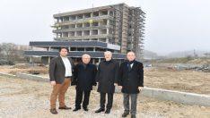 Balıkesir Büyükşehir Belediye Başkanı Zekai Kafaoğlu: