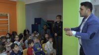 Altıeylül'den Miniklere Çevre Eğitimi