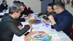 İvrindi'de zeka oyunları öğreticiliği kursu ilgi gördü