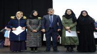 Havran'da 'Kur-anı Kerim Güzel Okuma ve Hafızlık Yarışması' yapıldı