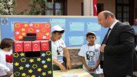 Ayvalık'ta 7 okula TÜBİTAK desteği