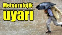 Ege Denizi'nin kuzeyine kuvvetli fırtına uyarısı
