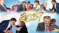 Vali Yazıcı'dan yeni yıl mesajı