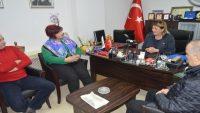 Kosovalı parlamenterler Erdek'te