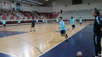 Futsal Milli Takımı Yalova'da kampa girdi
