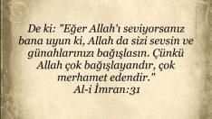 ALLAH SEVGİSİ