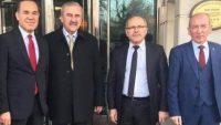 BALIKESİR MHP ANKARA'DA