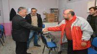 Vali Yazıcı, Ilıca'da vatandaşlarla buluştu
