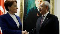 CHP, İYİ Parti'yi oyuna getirdi