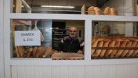 Balıkesir'de ekmek 1 lira 25 kuruş oldu