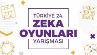 Türkiye 24'üncü Zeka Oyunları