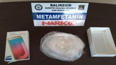 Uyuşturucu satıcısı yakalandı