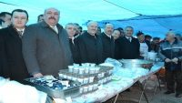 MHP'nin 50 kuruluş yılı için pilav hayrı