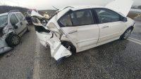 Trafik kazası: 1 ölü, 6 yaralı
