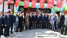 Ankara'da Balıkesir Kültür Evi Açıldı