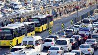 Dünyada trafiği en yoğun olan şehirler belli oldu!