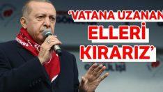 Erdoğan: Türkiye'ye kurulan tuzakları bozarız