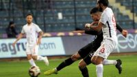 Osmanlıspor, Balıkesirspor Baltok'u 1-0 yendi