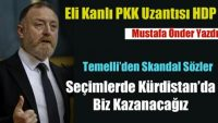 ELİ KANLI PKK UZANTISI HDP…