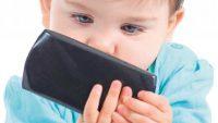 Tablet çocuğun konuşmasını geciktiriyor