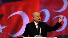 MHP 5 bin meclis üyeliği hedefliyor