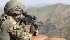 Bakanlık duyurdu: 50 terörist etkisiz hale getirildi