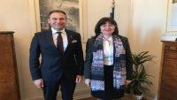 Yunan Başkonsolos'tan vize merkezi müjdesi