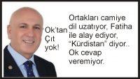 İSMAİL OK'A BÜYÜK TEPKİ!..