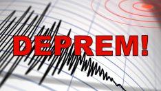 Korkutan deprem… Balikesir'de de hissedildi