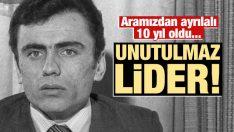 Muhsin Yazıcıoğlu'nun ölümünün 10. yılı