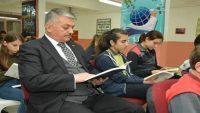 Vali Yazıcı'dan, Kütüphane haftası mesajı