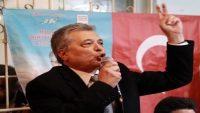 CHP'li Arslan'dan cami inşaatına tepki