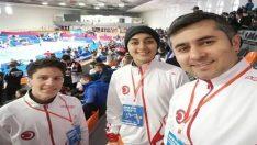 Taekwondocular Bulgaristan da madalya peşinde