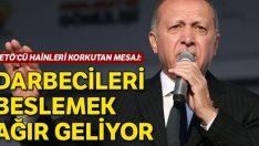 Erdoğan: İdam cezasını kaldırmak hataydı