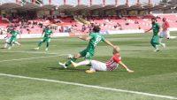 Spor Toto 1. Lig: Balıkesirspor Baltok: 1- Giresunspor: 1
