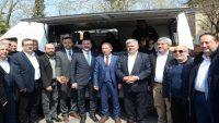 Alparslan Türkeş Balıkesir'de anıldı