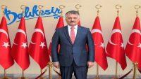 Vali Yazıcı, Polis haftası mesajı yayınladı