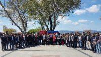Azerbaycan Nisan Şehitleri anıldı
