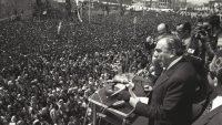 Türk dünyasının efsanevi lideri Lideri Türkeş'in vefatının 22. yılı