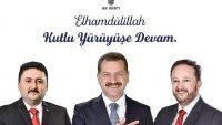 """BALIKESİR """"CUMHUR İTTİFAKI""""DEDİ"""