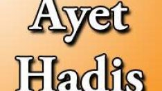AYET-HADİS