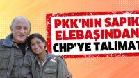 Yerel seçimlerin ardındanPKK'danCHP'ye talimat