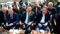 Balıkesir Büyükşehir Belediye Başkanı Yılmaz'ın ilk icraatı 0
