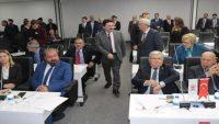 Altıeylül Belediye Meclisi toplandı