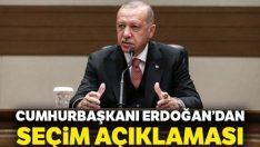 Erdoğan açıkladı: İstanbul'da seçimin tamamı usulsüz