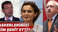 """""""ŞEHİTLERİMİN KATİLİ PKK'YA """"LANET OLSUN""""DİYEMEYENLERE LANET OLSUN!.."""