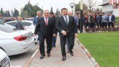 Protokolden Balıkesirspor'a destek çağrısı
