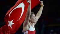Balıkesir'li sporcu Yasemin Adar üst üste 4. kez Avrupa Şampiyonu